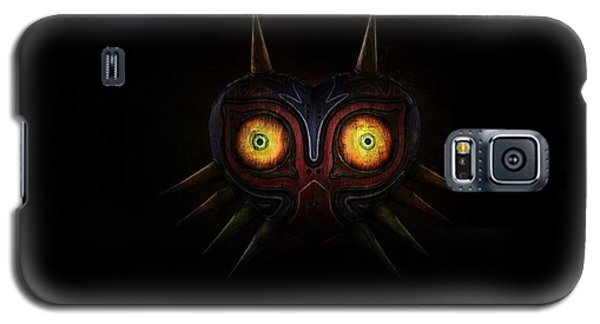Design Galaxy S5 Case - The Legend Of Zelda Majora's Mask by Maye Loeser