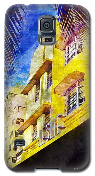 The Leslie Hotel South Beach Galaxy S5 Case