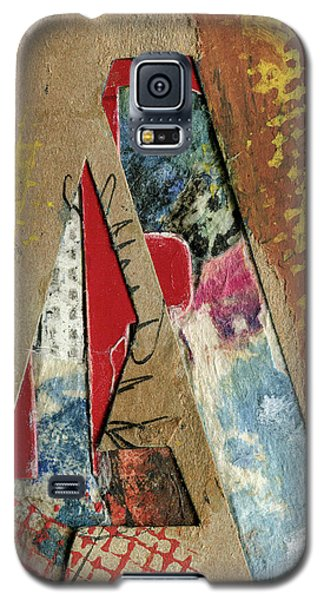 The Letter A Galaxy S5 Case