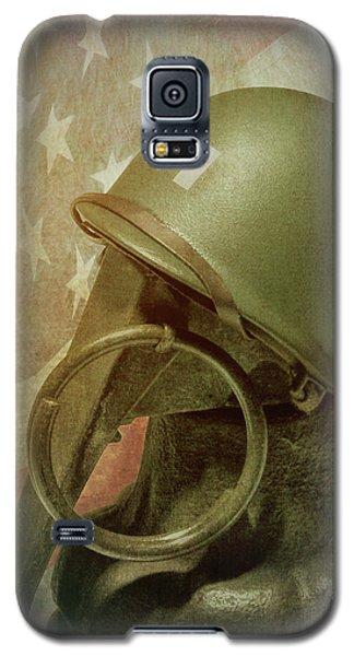 Galaxy S5 Case featuring the photograph The Lieutenant by Tom Mc Nemar