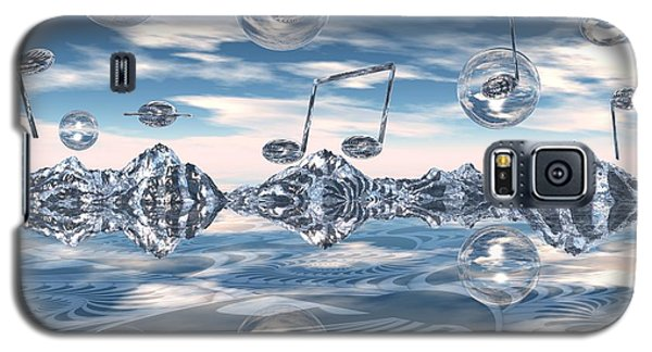 The Light Bender Cantata Galaxy S5 Case by Michelle H