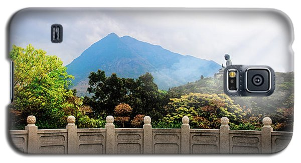 The Light Of Buddha Galaxy S5 Case