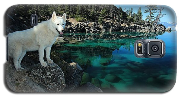 The Light Of Lake Tahoe Galaxy S5 Case