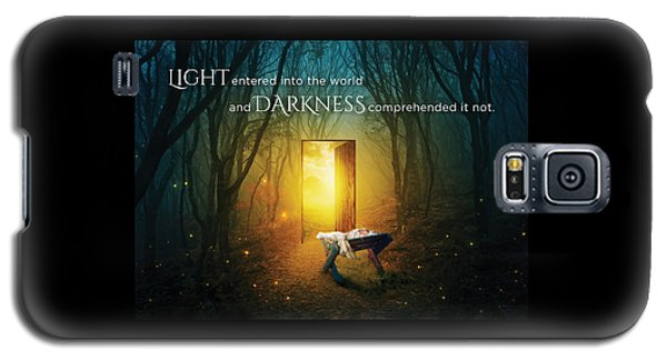 The Light Of Life Galaxy S5 Case