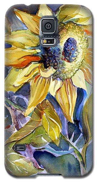 The Light Of Sunflowers Galaxy S5 Case