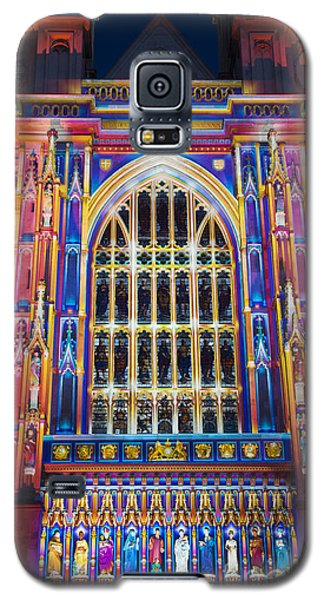 The Light Of The Spirit Westminster Abbey London Galaxy S5 Case by Tim Gainey