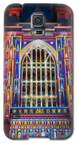 The Light Of The Spirit Westminster Abbey London Galaxy S5 Case
