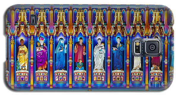 The Light Of The Spirit Westminster Abbey Galaxy S5 Case