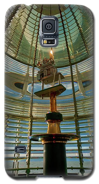 Galaxy S5 Case featuring the photograph The Light Within by Mary Jo Allen
