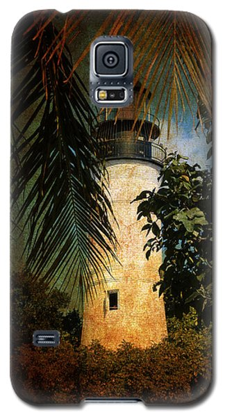 The Lighthouse In Key West Galaxy S5 Case