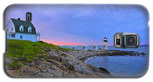 The Lighthouse Keeper Galaxy S5 Case