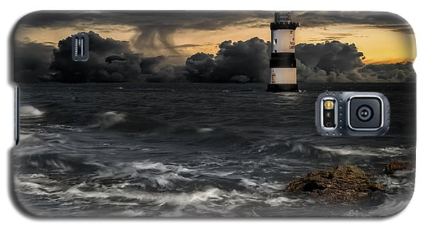 The Lighthouse Storm Galaxy S5 Case