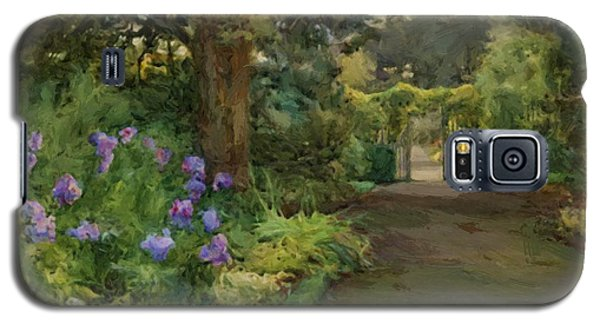 The Lilac Phlox Kilmurry Co Kilkenny 1912 Galaxy S5 Case