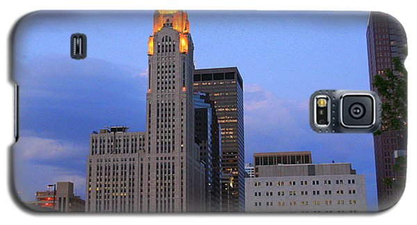The Lincoln Leveque Tower Galaxy S5 Case by Laurel Talabere