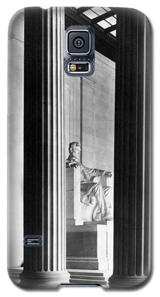 The Lincoln Memorial Galaxy S5 Case