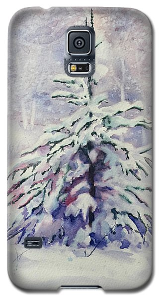 The Little Backyard Tree Galaxy S5 Case
