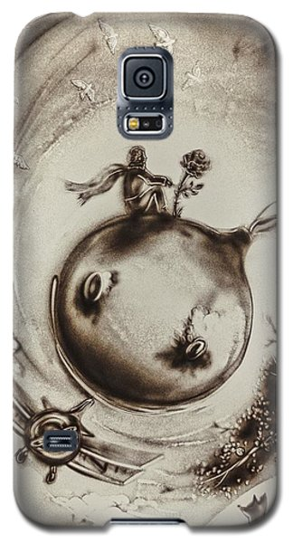 The Little Prince Galaxy S5 Case