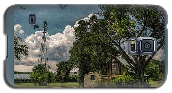 The Little Winery In Stonewall Galaxy S5 Case