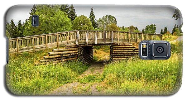 The Little Wooden Bridge Galaxy S5 Case