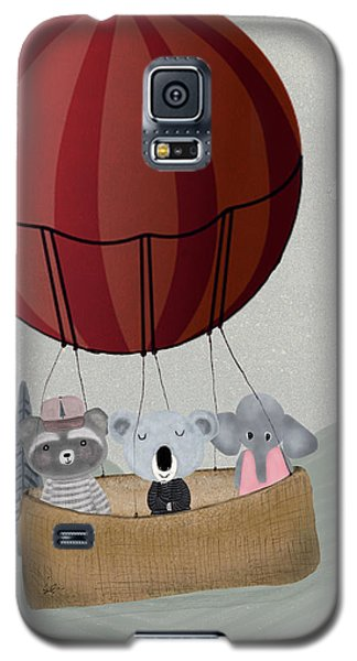 Koala Galaxy S5 Case - The Littlest Adventure by Bleu Bri