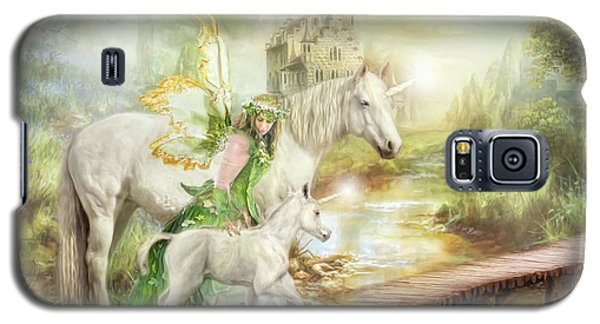The Littlest Unicorn Galaxy S5 Case