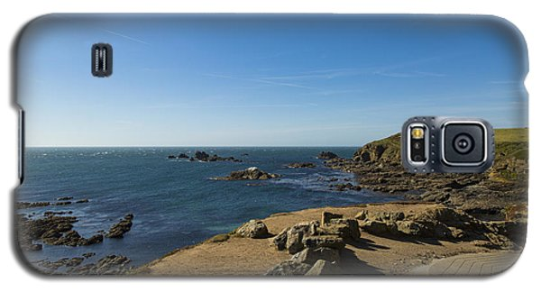 Galaxy S5 Case featuring the photograph The Lizard Point by Brian Roscorla