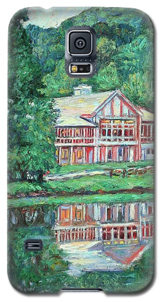 The Lodge At Peaks Of Otter Galaxy S5 Case