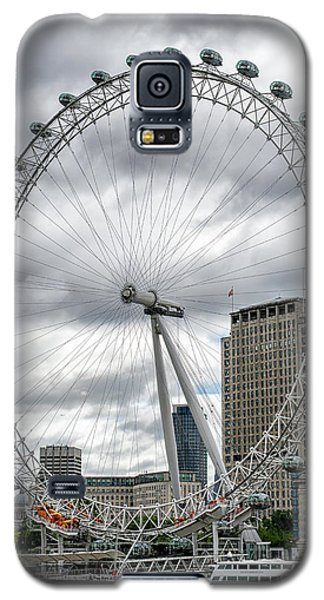 The London Eye Galaxy S5 Case by Alan Toepfer