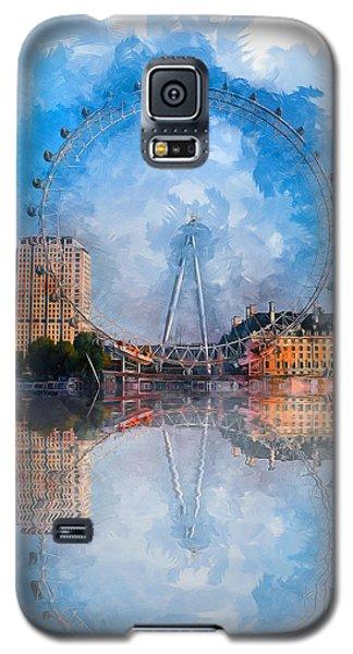The London Eye Galaxy S5 Case
