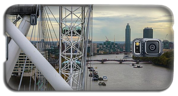 The London Eye Galaxy S5 Case