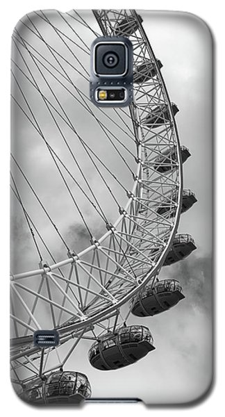The London Eye, London, England Galaxy S5 Case