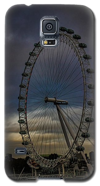 The London Eye Galaxy S5 Case by Martin Newman