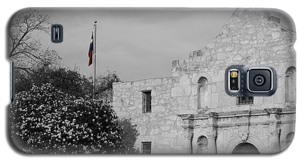 Galaxy S5 Case featuring the photograph The Lone Star by Dylan Punke