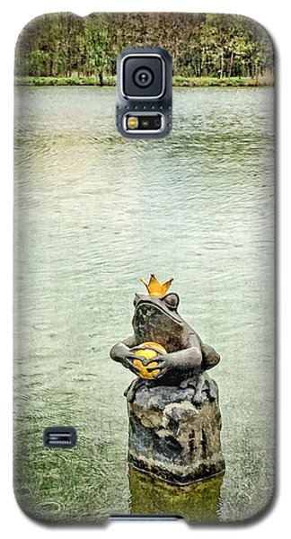 The Lonely Frog King Galaxy S5 Case