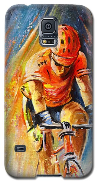 The Lonesome Rider Galaxy S5 Case