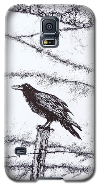 The Long Long Winter Galaxy S5 Case