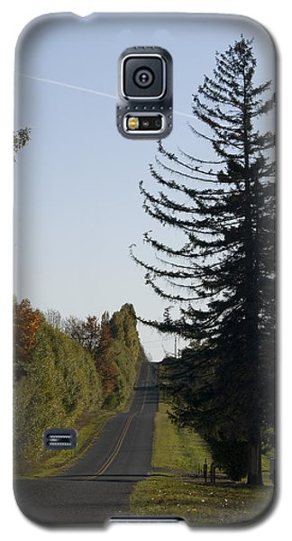 The Long Road Galaxy S5 Case