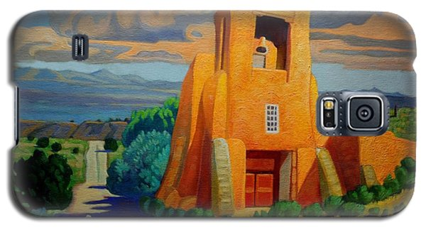 The Long Road To Santa Fe Galaxy S5 Case by Art West