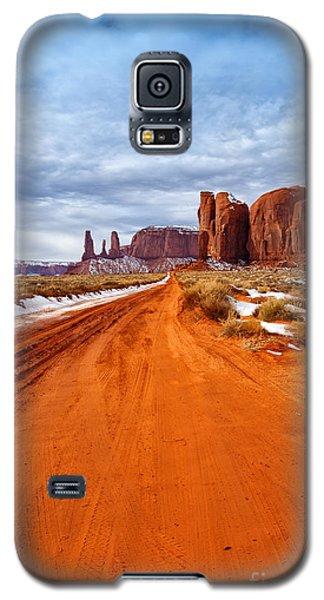 The Long Way Galaxy S5 Case