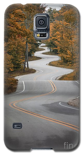 The Long Winding Road Galaxy S5 Case