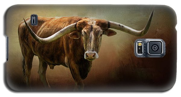 The Longhorn Galaxy S5 Case