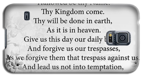 The Lord's Prayer Galaxy S5 Case by Trilby Cole