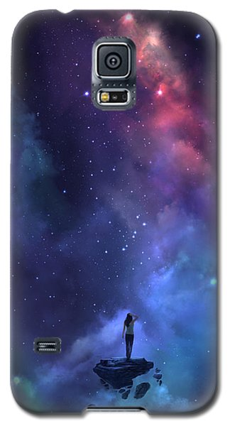 The Loss Galaxy S5 Case by Steve Goad