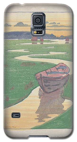 The Lost Boat , Arthur Wesley Dow Galaxy S5 Case