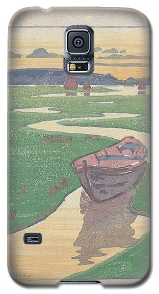 The Lost Boat , Arthur Wesley Dow Galaxy S5 Case