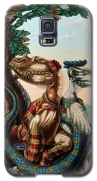 The Lost World  By Sir Arthur Conan Doyle Galaxy S5 Case
