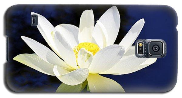 The Lotus  Galaxy S5 Case