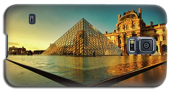 The Louvre Museum Galaxy S5 Case