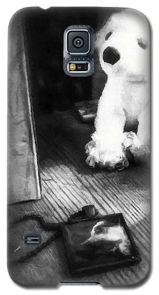 The Love Of A Dog Galaxy S5 Case