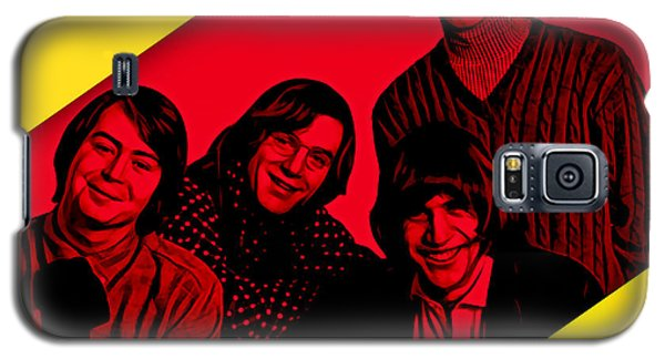 Rock And Roll Galaxy S5 Case - The Lovin Spoonful Collection by Marvin Blaine